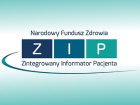 Zintegrowany Informator Pacjenta (ZIP) NFZ