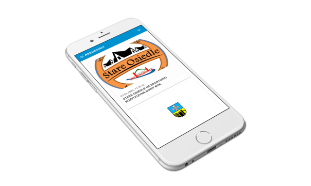 Aplikacja Mobilna - Aktualności